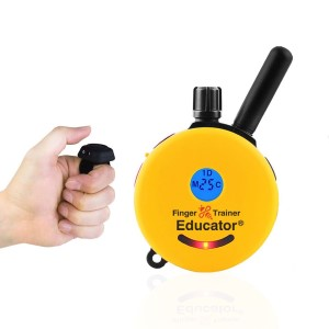 Finger Trainer Transmitter and Button